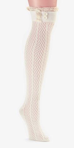 Cozy knee-high socks to love on zulily today!