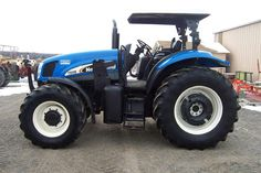 New Holland Agriculture, New Holland Tractor, Ford Tractors, Ford News, Car Brands, Sim, Farming, Vehicles, Motorbikes