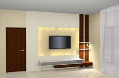Modern Tv Wall Unit Designs for Living Room Elegant Tv Unit In Bengaluru Karnata. - Modern Tv Wall Unit Designs for Living Room Elegant Tv Unit In Bengaluru Karnataka - Modern Tv Cabinet, Modern Tv Wall Units, Wall Units For Tv, Tv Wall Panel, Wall Panel Design, Tv Unit Decor, Tv Wall Decor, Tv In Bedroom, Bedrooms