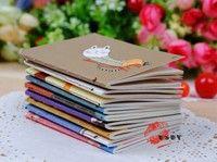 Cute Little Cartoon Notebook, Notepad Paper