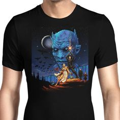Ever wondered what would happen if you cross Game of Thrones with Star Wars? This would happen. $21.99