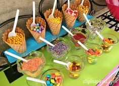 Ice cream parties is the best theme for any child's birthday. Description from downloadtemplates.us. I searched for this on bing.com/images