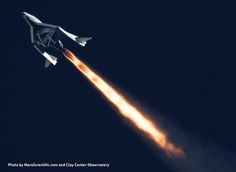 A test of Sir Richard Branson's pioneering space tourism effort, SpaceShip Two, soared to feet and eclipsed the speed of sound before it glided gently back down to earth. Virgin Galactic expects to carry paying passengers into space by next year. Richard Branson, Hubble Space Telescope, Space And Astronomy, Sistema Solar, Nasa, Space Tourism, Rocket Power, Speed Of Sound, Space Race