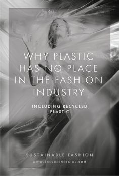 Synthetic-petroleum based fibers are frowned upon in today's fashion industry. Most brands are looking towards more eco-friendly and sustainable fibers such as natural fibers to make their clothing. Fashion Moda, Fast Fashion, Slow Fashion, Fashion Women, Sustainable Clothing, Sustainable Fashion, Sustainable Fabrics, Sustainable Living, Ethical Clothing