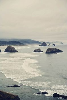 Canon Beach by Meg Brooke