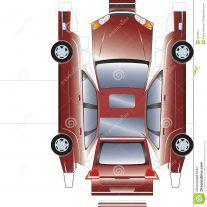 Captivating Paper Car : Car Stock Images Image Paper Car Craft Paper Car Project
