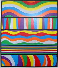 Art Lovers - Art Lovers News Corner: January 2011 (showing 1-14 of 14) Sol LeWitt's Colours in his later years