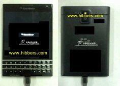BlackBerry BlackBerry Windermere filtrado en imágenes