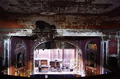 Abandoned Theatres: East St. Louis