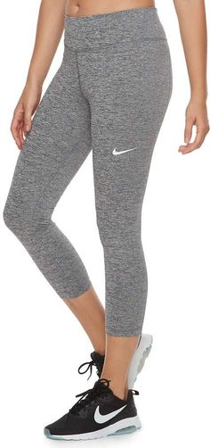 eb96d3aec0d31 Nike Women's Power Victory Training Midrise Capri Leggings Nike Leggings  Capri, Nike Capri, Cool
