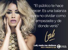 ¿Estás preparado? MUY PRONTO especial de @laliespos en @CanalCiudadBA! #LaliNadaMeDetiene