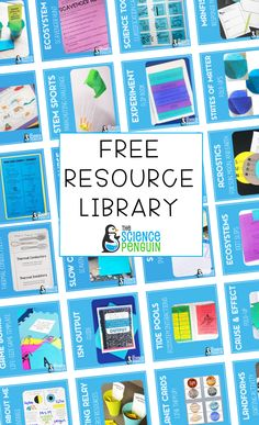Access your 40 free science activities now! Perfect for and grade science Science Lessons, Teaching Science, Science For Kids, Science Activities, Science Experiments, Free Teaching Resources, Teaching Tips, Apologia Physical Science, After School Tutoring