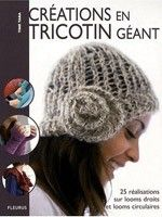 patron tricotin geant