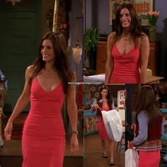 monica gellers style Monica Geller Outfits Gellers Monica style You are in the right place about mon Rachel Green Outfits, Estilo Rachel Green, Rachel Green Style, Friends Mode, Friends Tv, 2000s Fashion, Fashion Outfits, Girl Outfits, Fashion Trends
