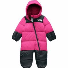 The North Face Nuptse One-Piece Bunting - Infant Girls