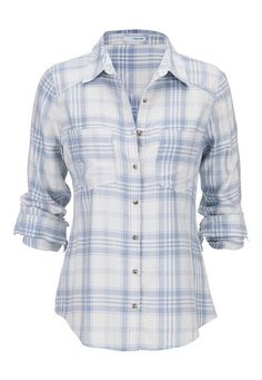 boyfriend shirt in soft plaid (original price, $29) available at #Maurices