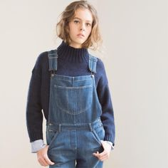 #Soeur #AW15 #AW16 #collection #newin #selectedstores #irishowroom Overall Shorts, Overalls, French, Lifestyle, Pants, Blog, Collection, Women, Fashion