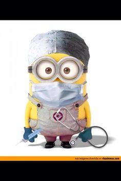 Surgery minion