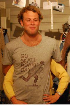 Go Skateboard Day! June 21