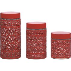 Ragalta Purelife 3 pc. Glass Canister Set