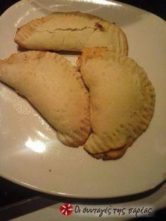 Εύκολα νηστίσιμα πιτάκια στον φούρνο!!