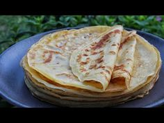How to make Crepes (Basic Recipe) - Jim Michailidis Best Crepe Recipe, Crepe Recipes, Basic Recipe, How To Make Crepe, Crepes, Sweet Recipes, Good Food, Easy Meals, Cooking Recipes