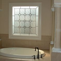 Add The Look Of A Stained Glass Window With Faux Stained Glass (FSG) By
