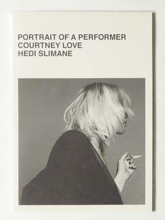 Portrait of a Performer Courtney Love Book Design, Layout Design, Print Design, Editorial Layout, Editorial Design, Mode Lookbook, Courtney Love, Publication Design, Christen
