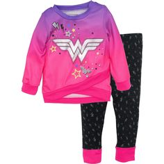 Coats For Women, Sweaters For Women, T Shirts For Women, Clothes For Women, Wonder Woman Logo, Girls Fleece, Tops For Leggings, Graphic Tee Shirts, Knitwear