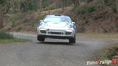 Videotipp: Werksfahrer Romain Dumas testet seinen Porsche 911 GT3 R-GT für die Tour de Corse.