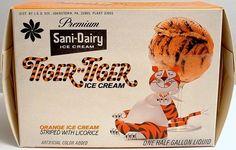 Sani-Dairy - Tiger Tiger
