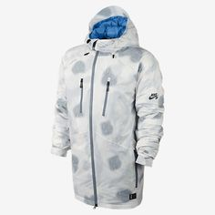 3d4a975e489d Men s Snowboad Jackets · Nike SB Aeroloft Kampai 800 in ivory and Light  Photo Blue. For some reason only