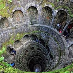 The Inverted Tower Sintra Portugal | The Inverted Tower - Sintra, Portugal | Travel To-Do