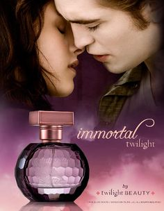 Immortal Twilight Perfume - edward-and-bella Photo