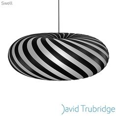 David Trubridge - Swell Pendant Light