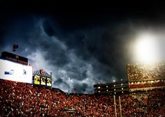 """""""The Night the Rain Came"""" AU vs WV game. lived it. loved it. would do it again.  This defined AUBURN FAMILY!"""