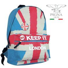 Ghiozdan rucsac gimnaziu simplu England bleu Pigna Herschel Heritage Backpack, Backpacks, Bags, Fashion, Handbags, Moda, Fashion Styles, Backpack, Fashion Illustrations