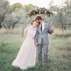 This is why people love the South of France... beautiful Provence wedding ideas and such gorgeous scenery! #wedding #wed #ido