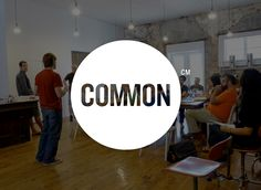 COMMON - A brand to accelerate social ventures.