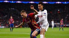 Cuplikan Gol Liga Champions Tottenham Hotspur vs CSKA Moscow 3-1