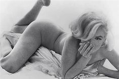 Marilyn Monroe, from The Last Sitting (Baby) by Bert Stern