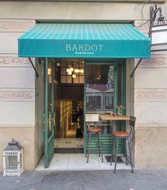 Bardot: bistrot con cocina non-stop