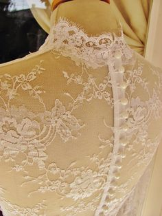 Royal Elegance II white bridal lace top white lace by angelikaliv