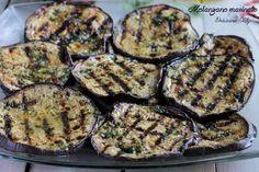 La ricetta delle Melanzane marinate è semplicissima da preparare, Pochi passaggi per avere questo contorno sfizioso, leggero e delicato :)