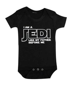 Star Wars baby stuff that every geek needs!