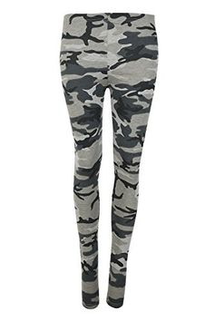 #Oops #Outlet #Damen #3d #Grafik #Bunt #Aufdruck #Damen #Stretch-leggings #Hose…