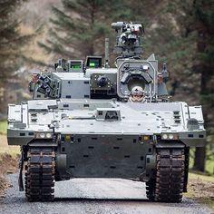 British Army New Fighting Vehicle, AJAX                                                                                                                                                                                 Mehr