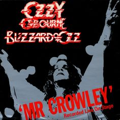Ozzy Osbourne 45 RPM Cover https://www.facebook.com/FromTheWaybackMachine