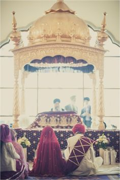 My heart wants nothing more than a sikh wedding