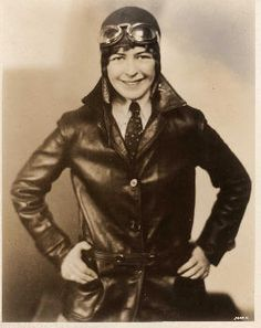 Elinor Smith (Sullivan) Pioneer Aviatrix